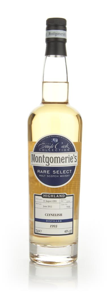 clynelish-1993-rare-select-montgomeries-whisky