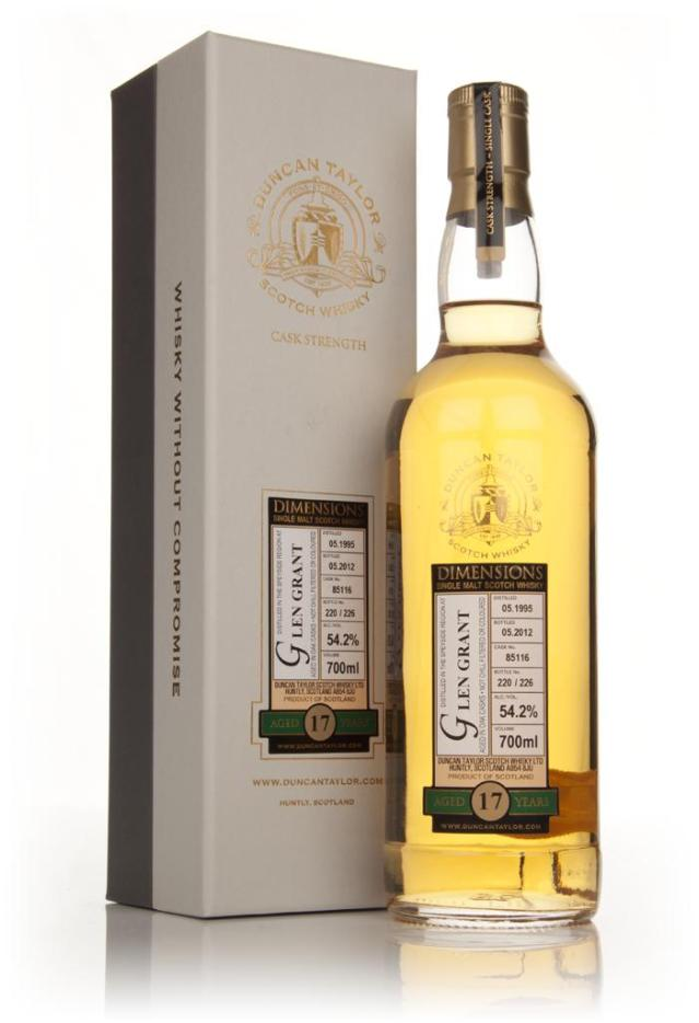 glen-grant-17-year-old-1995-cask-85116-dimensions-duncan-taylor-whisky
