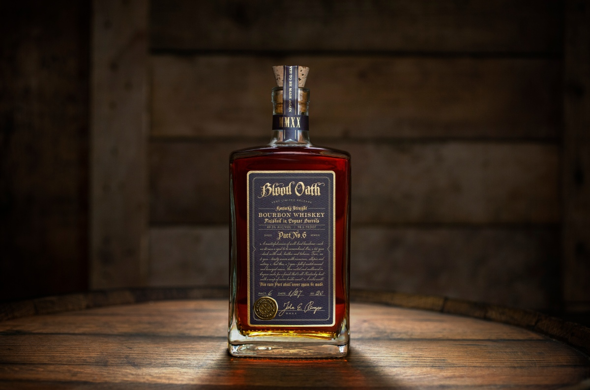 Blood Oath Pact No. 6 Launches This Spring Finished in Cognac Barrels