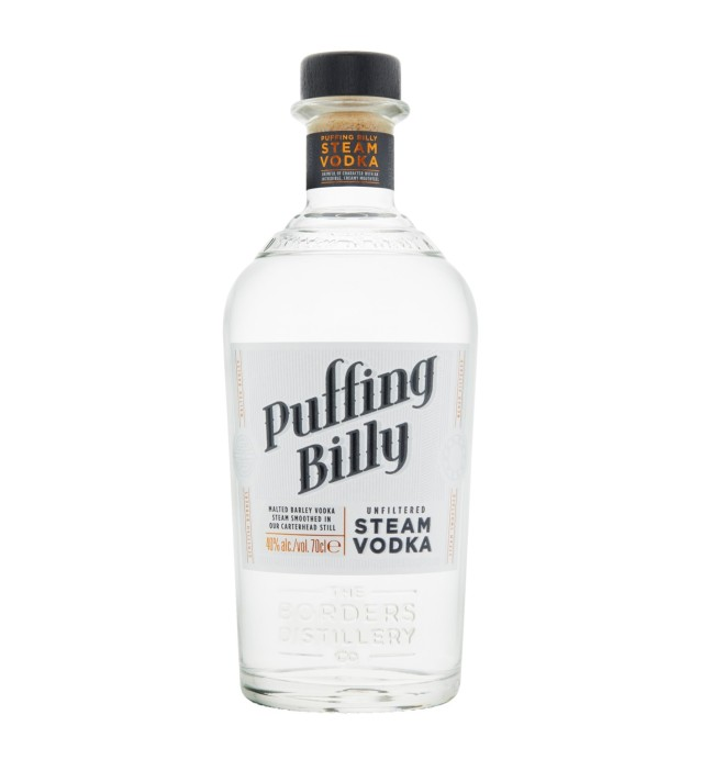 Puffing Billy Steam Vodka UK 70cl
