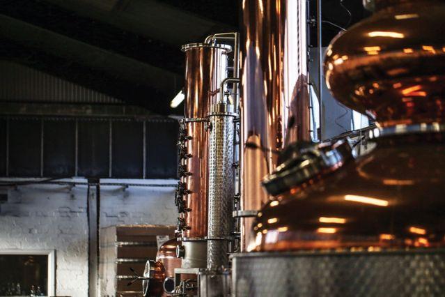 Glasgow-distillery