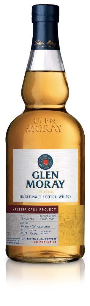 Glen Moray Madeira Cask Project image