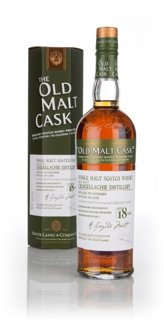 craigellachie-18-year-old-1995-cask-10589-old-malt-cask-hunter-laing-whisky
