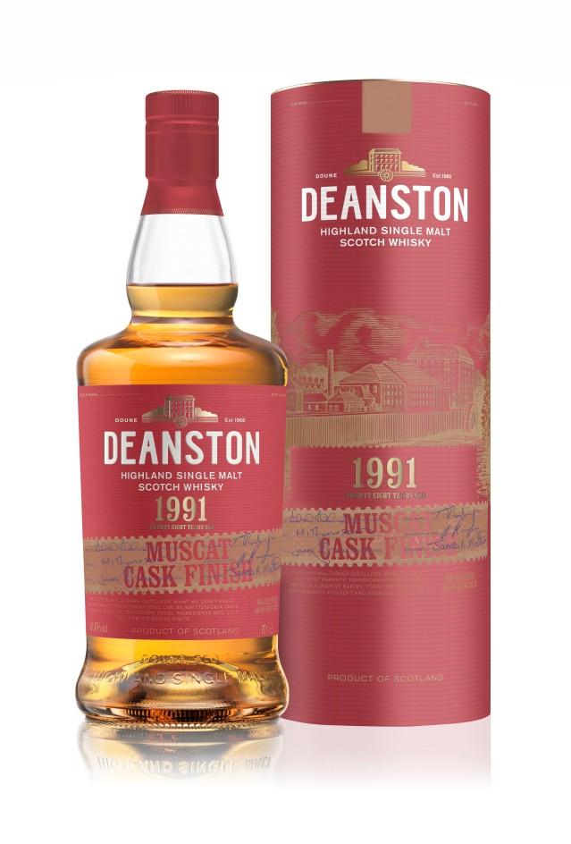 Deanston 1991 Muscat Finish