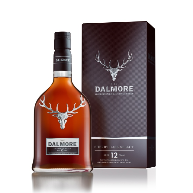 The Dalmore Sherry Cask Select 12 YO