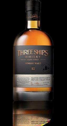 Three Ships Whisky 12 Year Old Single Malt LR