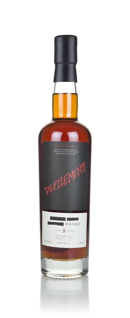 8-year-old-whisky-chestnut-cask-finish-defilement-whisky