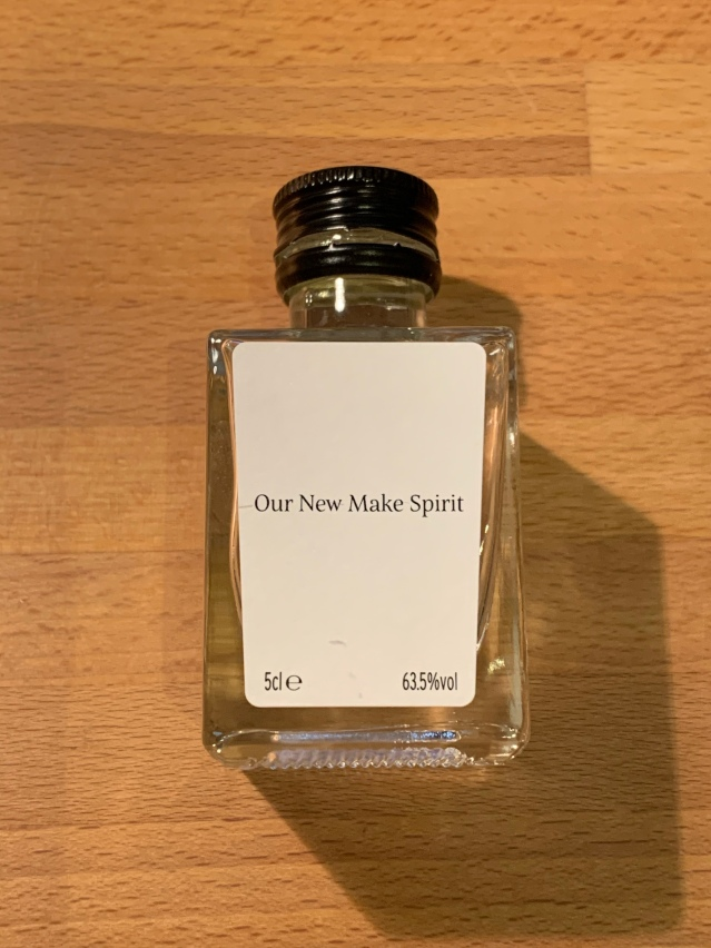 Glenturret new make spirit