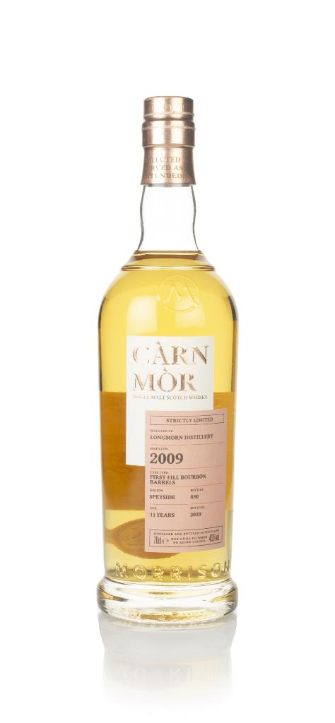 longmorn-11-year-old-2009-strictly-limited-carn-mor-whisky