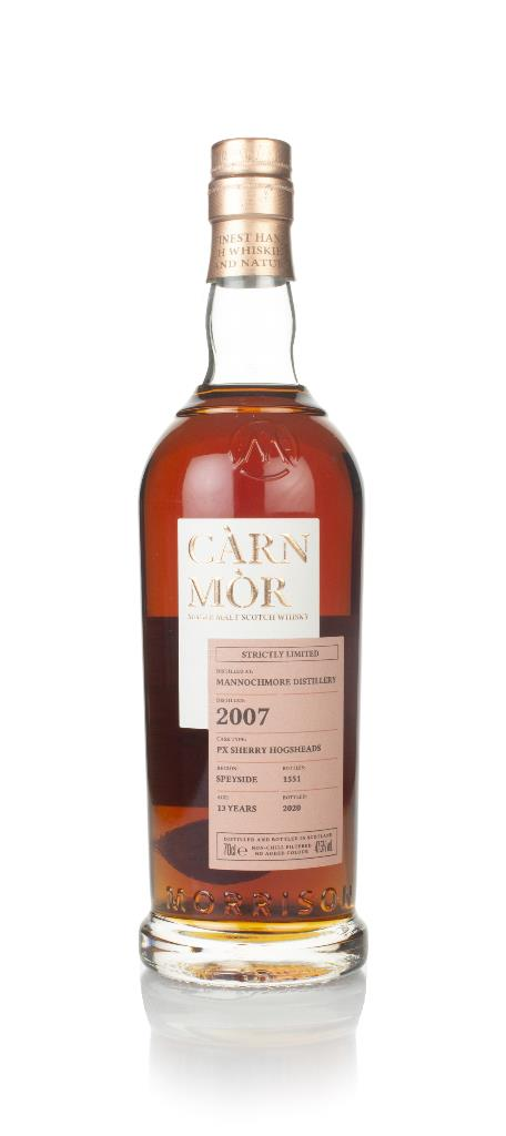 mannochmore-13-year-old-2007-strictly-limited-carn-mor-whisky