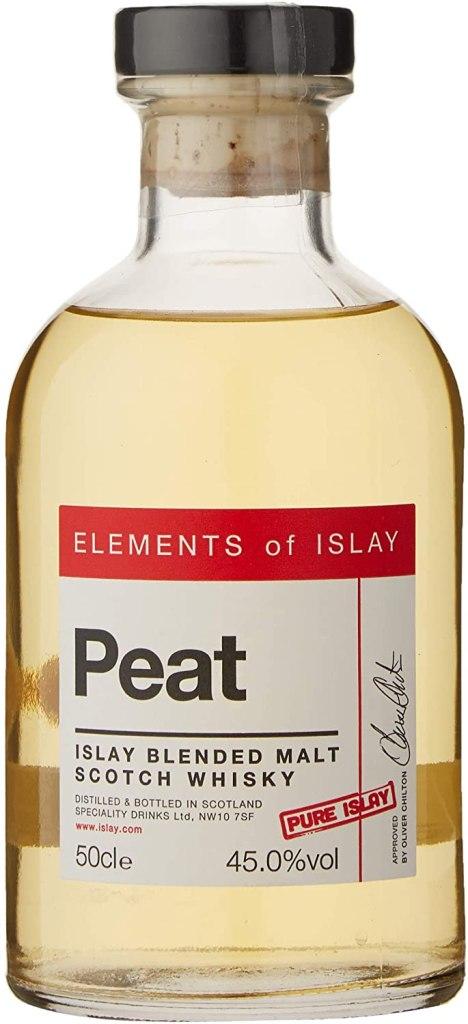 Peat pure islay blended malt
