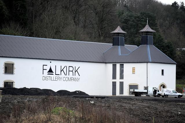 Falkirk distillery