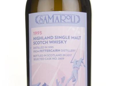 fettercairn-1995-bottled-2017-cask-2809-samaroli-whisky